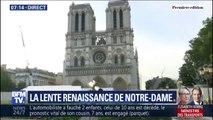 Une messe en petit comité aura lieu ce week-end dans Notre-Dame de Paris, avec port de casque obligatoire