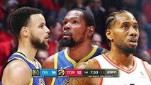 Golden State Warriors vs Toronto Raptors - Game 5 - Full Game Highlights - 2019 NBA Playoffs
