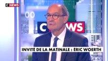 L'interview d'Éric Woerth