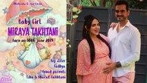 Esha Deol  & Bharat Takhtani blessed with baby girl   Boldsky