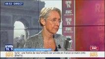 """Fusion entre Renault et Fiat-Chrysler: Elisabeth Borne """"pense que le dossier n'est pas clos"""""""