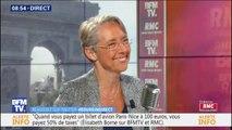 """Elisabeth Borne candidate à la mairie de Caen? """"Je ne vous confirme pas. Mais un mandat municipal m'intéresse"""""""