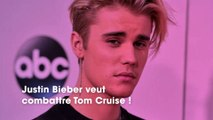 Justin Bieber invite Tom Cruise à se battre en octogone, son message dévoilé !