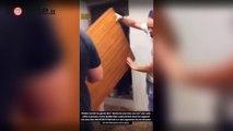 Denis Dosio chiuso in bagno da un gruppo di bulli: il video dell'aggressione | Notizie.it