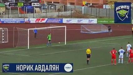 Penalty avec salto arrière