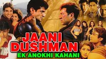 Jaani Dushman: Ek Anokhi Kahani - 2002 - Full Hindi Movie - Akshay Kumar, Sunny Deol, Manisha Koirala