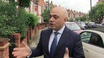 Javid: 'Between no deal and no Brexit, I would pick no deal'