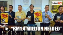 Bersih looking to raise RM1.4mil to continue pushing for reforms
