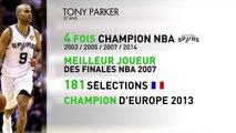 Tony Parker, la retraite d'un GEANT !