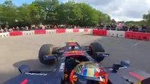 VÍDEO: ¿Sabes quién es Dan Ticktum? Pues drifta un F1 así de bien