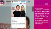 Alexandra Rosenfeld sexy sur Instagram, Hugo Clément recadre un collègue