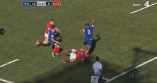 Le gros match de Rayne Barka face au Pays de Galles
