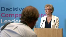 Andrea Leadsom launches her Tory leadership campaign