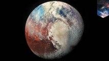 Cairan air mungkin dikeluarkan dari gunung berapi Pluto - TomoNews