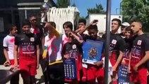 Nos U15A et U17 entente vainqueurs de la coupe District 47