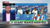 Coupe du monde féminine : J-1 avant France-Norvège