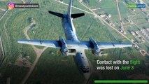 Missing AN-32 wreckage spotted in Arunachal Pradesh, IAF confirms