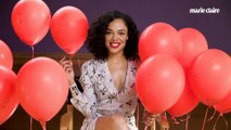 Tessa Thompson Plays Marie Claire's Pop Quiz