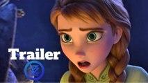 Frozen 2 Trailer #1 (2019) Kristen Bell, Idina Menzel Disney Movie HD
