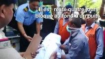 Inde: mort de l'enfant bloqué dans un puits depuis quatre jours