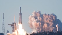 Future space leaders testify on Capitol Hill