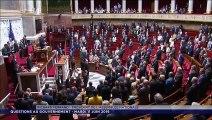 L'Assemblée nationale rend hommage aux trois sauveteurs de la SNSM morts lors d'une intervention aux Sables d'Olonne vendredi dernier - VIDEO