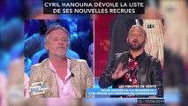 Cyril Hanouna dévoile ses nouvelles recrues