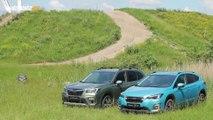 Subaru Forester y XV Eco Hybrid: los nuevos SUV híbridos, ya la venta