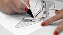 Savoir-faire : les secrets de confection des derniers escarpins Dior