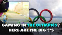 Gamers may be Olympians in the future… and these are the concerns