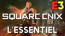 SQUARE ENIX & E3 2019 : Ce qu'il ne fallait pas manquer (Final Fantasy VII Remake, Avengers,...)