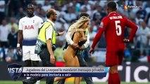 Jugadores del Liverpool le mandaron mensajes privados a esta modelo para invitarla a salir. | Azteca Deportes