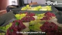 François Marchenay, le chef cuisinier qui s'invite chez les particuliers