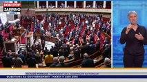 Sauveteurs SNSM décédés : L'Assemblée nationale leur rend hommage (vidéo)