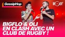 Bigflo & Oli en clash avec un club de rugby