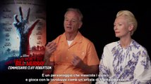 I MORTI NON MUOIONO Film - Intervista a Bill Murray e Tilda Swinton