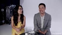 Ali Wong and Randall Park Play Vice Breaker