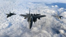 Russia Says It Intercepted U.S. & Swedish Jets Over The Baltic Sea