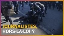 Les journalistes sont-ils des justiciables comme les autres ?