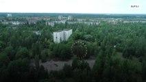 チェルノブイリ原発の町の現在
