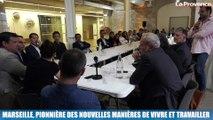 Immobilier : coworking, coliving... les nouvelles manières de vivre et de travailler se développent à Marseille