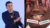 Jewelry Expert Critiques Rappers' Grillz
