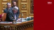 vote loi santé, avanot discours Philippe au Sénat, Question d'actualité au gouvernement - Sénat 360 (11/06/2019)