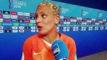 Coupe du monde féminine 2019 : les Pays-Bas battent la Nouvelle-Zélande (0-1) - Shanice Van de Sanden