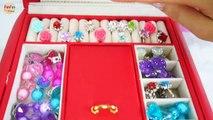 Giant Barbie Rapunzel Styling Head Wedding Makeover Jewelry Bracelet Necklace boneka Barbie boneca | Karla D.