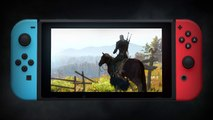 The Witcher 3 wild hunt complete edition nintendo switch announcement