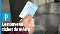 Paris : le pass Navigo Easy va remplacer les tickets de métro