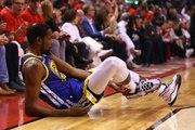 Warriors Fear Kevin Durant Has Torn Achilles