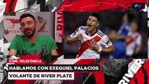 Entrevista a Exequiel Palacios