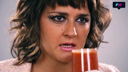 Gazpacho de Mujeres al Borde de un ataque de nervios